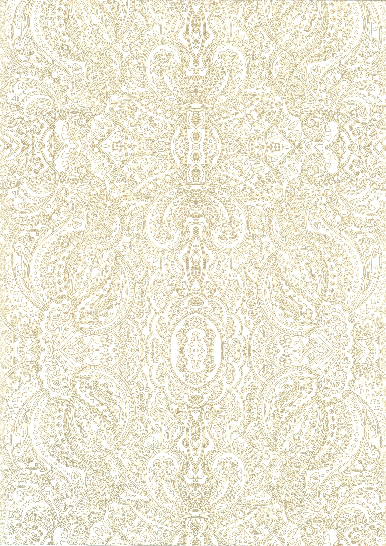 artoz a4 gold patterned vellum