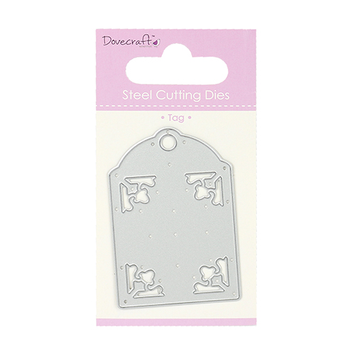 pda card and craft dovecraft die tag cut out pda card amp craft 5144