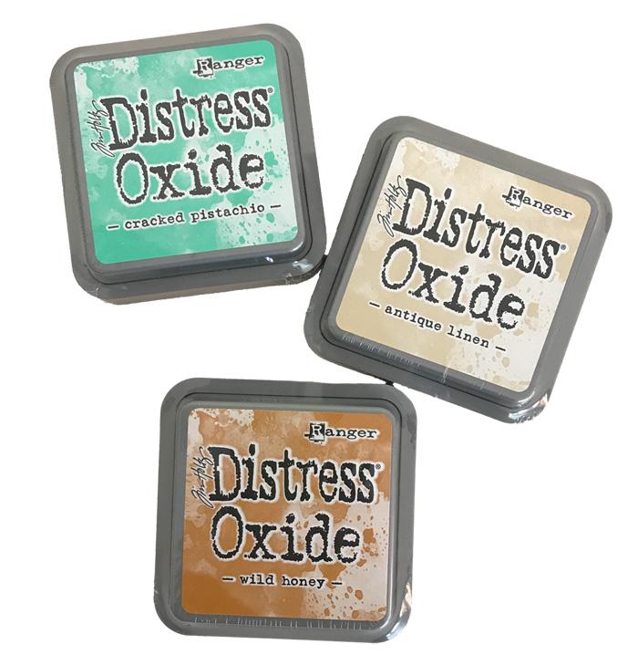 Tim Holtz Distress Oxide Ink