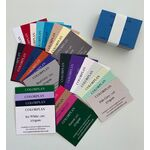Colorplan A8 Individual Card Swatch