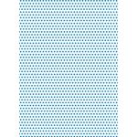 C-Polka1-Blue/White 3mm