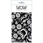 Wow - Clear Stamps - Flowers