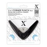 Xcut Punch - 2 in 1 Corner Punch 5mm