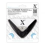 Xcut Punch - 2 in 1 Corner Punch 10mm