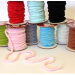 6mm Wide Fleece Ribbon (METRE)