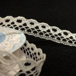 11mm Wide Harriet Lace - 3m Roll