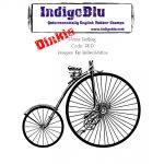 Penny Farthing - IndigoBlu Dinkie Stamp