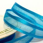 10mm Satin Edge Organza Ribbon (10 metre ROLL)