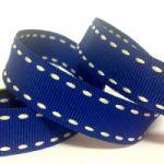 15mm Grosgrain Side Stitch Ribbon - 4 Metre ROLL