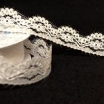 14mm Wide Jenny Lace - 3m Roll