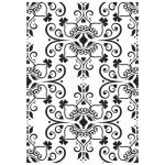 Ornate Flourish - KaiserCraft Embossing Folder