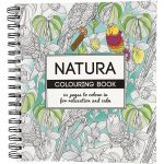 Antistress Colouring Book - Natura Large
