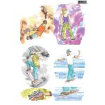 Skateboard Toppers (2079)