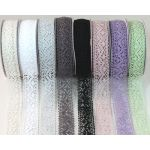 23mm Crochet Style Vintage Lace (METRE) Available in a range of Colours