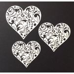 Artoz Laser Cuts - Hearts