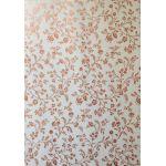 Artoz A4 Handmade Paper - Flowers Copper
