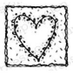 Square Vine Heart