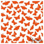 Marianne Design - Embossing Folder - Butterflies