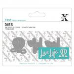 Live Life - Xcut Mini Die