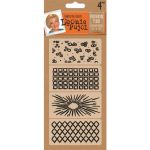 Patterns Rule - Leonie Pujol Embossing Folder Set
