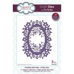 Creative Expressions Dies - Sue Wilson - Frames and Tags - Rose Oval