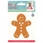 Jolly Gingerbread Man