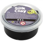 Silk Clay - Black 40g