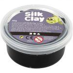 Silk Clay Black 40g