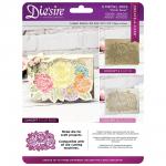 Die'sire Create-A-Card Die - Floral Spray