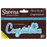 Congratulations Die - Sheena Douglass