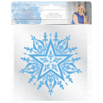 Snow Crystal - Embossing Folder
