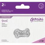 Gemini Expressions - Word Dies - Grand