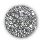 Crystal Cluster (25mm) Embellishment