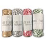 Craft Perfect - Bakers Twine (1.5mm/25m)