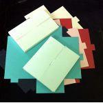 Conqueror Wove Whites 300gsm Postal Boxes
