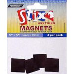 19mm Square Magnets