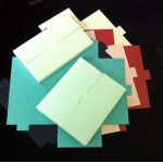 Folding Boxboard Postal Box