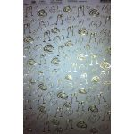 Artoz A4 - Gold Foiled Wedding Vellum