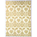 Artoz A4 Cream & Gold Paper - Baroque Gold