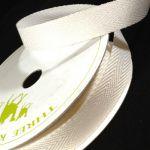 10mm Twill Tape Ribbon (5 metre Roll)