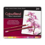 Spectrum Noir - ColourBlend Pencils - Florals 24pcs