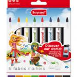 Sakura - Fabric Markers - Pack of 8