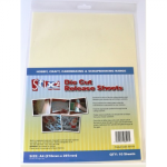 Die Cut Release Sheets