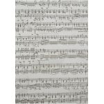 A4 Music Score Vellum