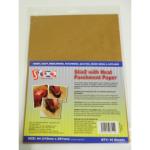 Stix2 with Heat Parchment Paper