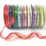 10mm Duo Shimmer Ribbon (10 metre ROLL)