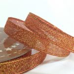 10mm Golden Accents Ribbon (5 metre ROLL)