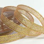 6mm Golden Accents Ribbon (5 metre ROLL)