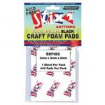 Black Craft Pads S57123