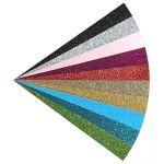 Textured Glitter Card